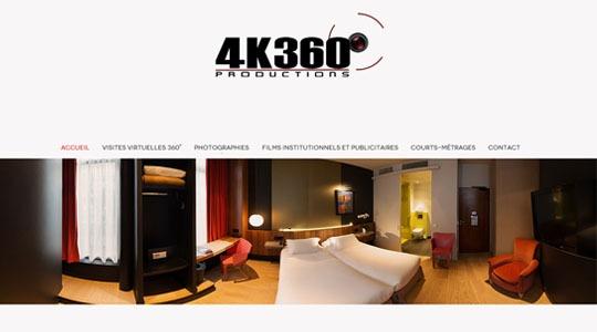 4K360°productions
