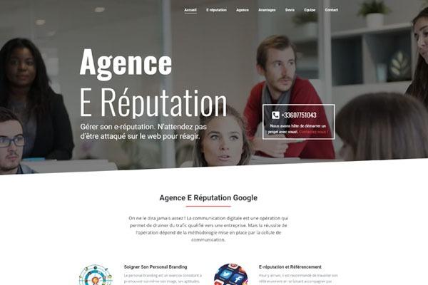 Agence E-reputation