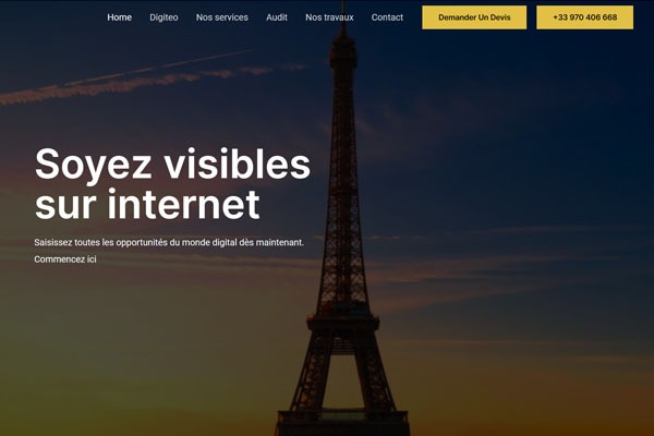 Agence Parisienne
