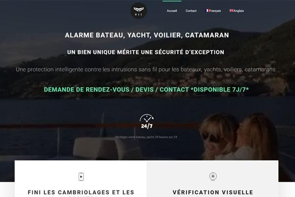 Alarme Bateau Yacht