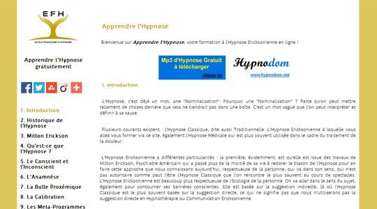 apprendrelhypnose