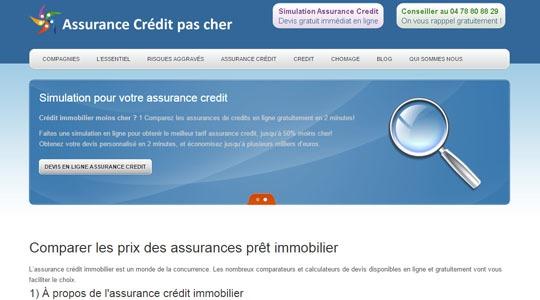 assurance-credit-pas-cher