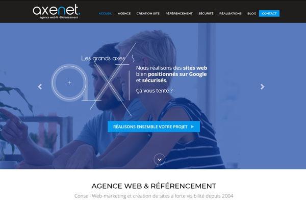 agence digitale AxeNet