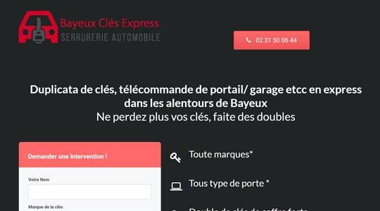 bayeux-cles-express