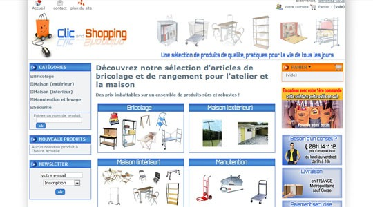 clic-and-shopping