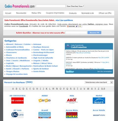 codes-promotionnels