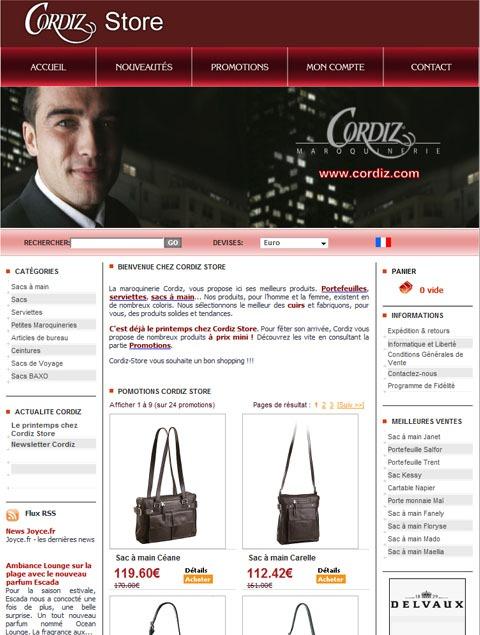 cordiz-store