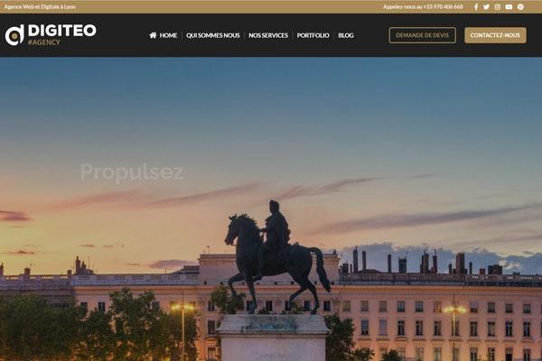 Agence web Digiteo Lyon