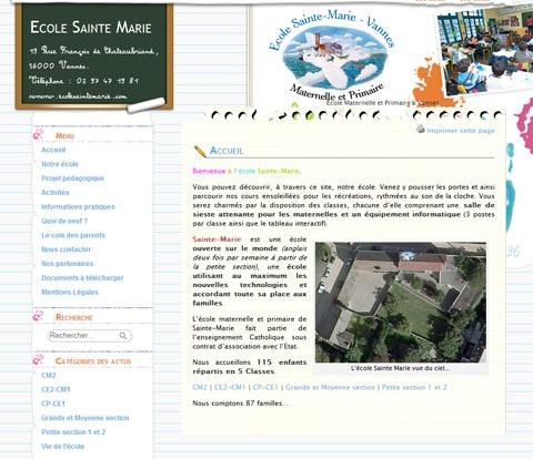 Ecole maternelle et primaire Sainte Marie