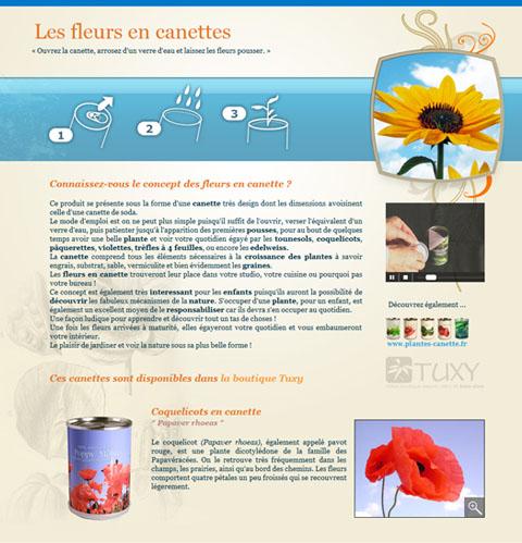 fleur-en-canette