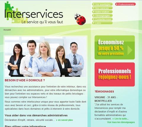 interservices services à domicile