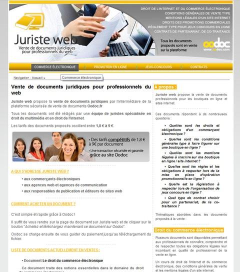 juriste-web