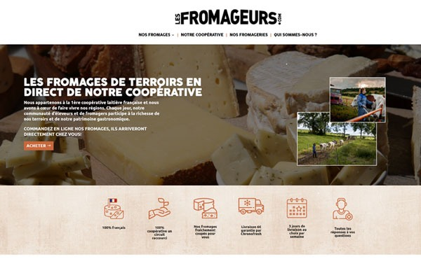 Les Fromageurs
