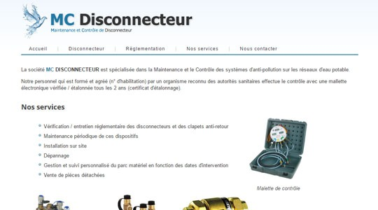 Maintenance-disconnecteur