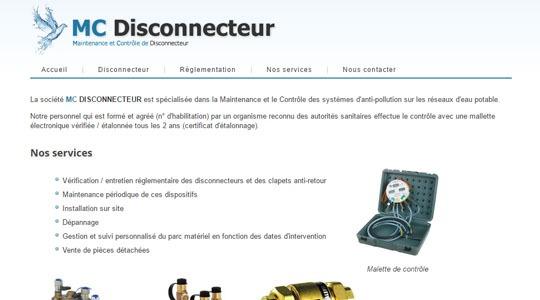 Maintenance-disconnecteur