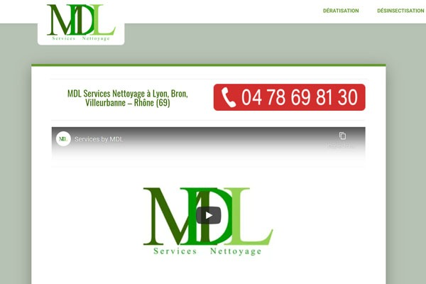 Mdl Services Nettoyage