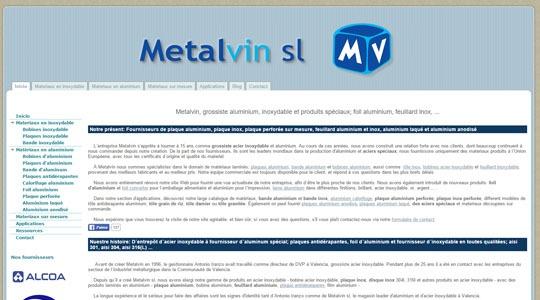 Metalvin