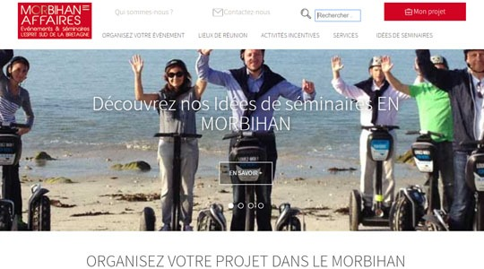 Morbihan affaires