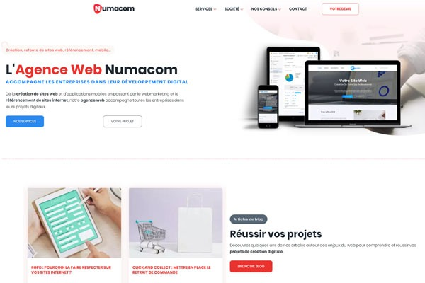 Numacom