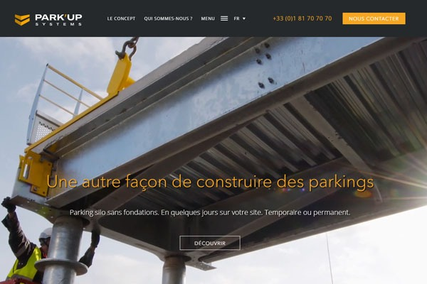 Parkup systems