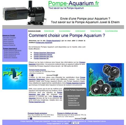 pompe-aquarium