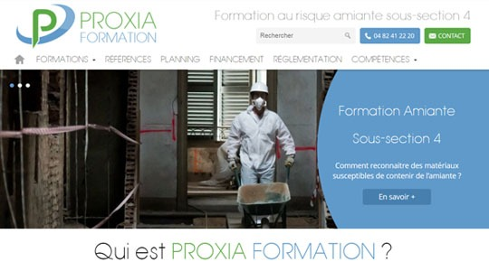Proxia formation