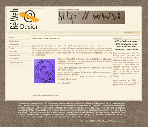 re-web-design
