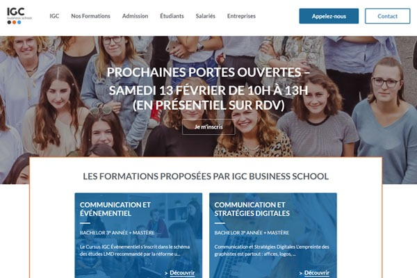 Rennes igc écoles