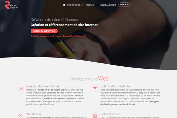 Rennes Internet