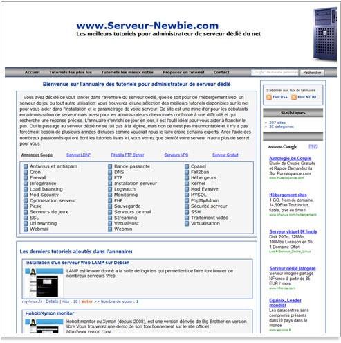 serveur-newbie