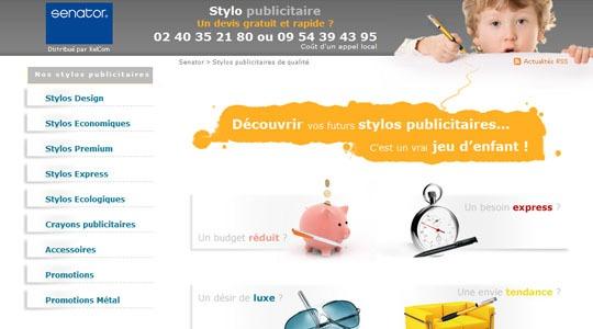 stylos-publicitaires-pro