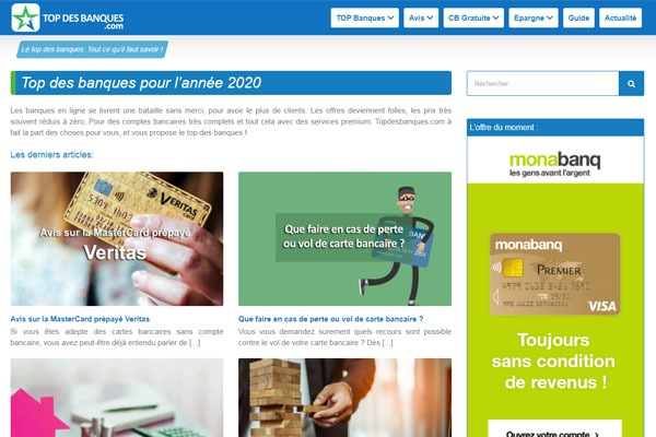 topdesbanques