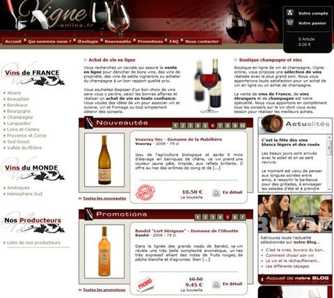 vigne-online