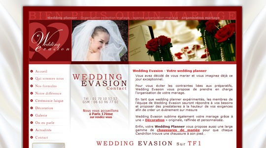 wedding-evasion
